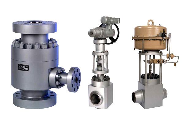 Автоматические рециркуляционные клапаны SCHROEDAHL