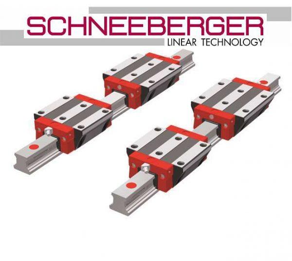 Линейные направляющие Schneeberger